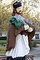 Cikó, Nepomuki Szent János-szobor 2020 09.jpg