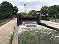 Circle waterway in Ohori Park 2.jpg