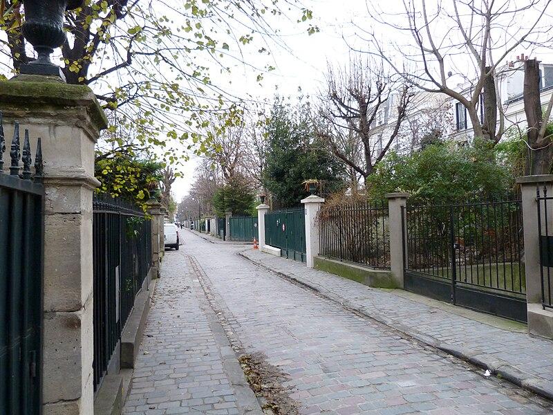Villa Fleurs Paris