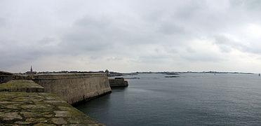 Citadelle de Port-Louis (7) - Les remparts.jpg
