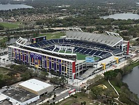 Camping World Stadium in 2015.