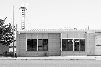 Silverton, Texas - City Hall (2014)