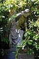 City of London Cemetery and Crematorium angel sculpture grave monument 2.jpg