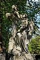 City of London Cemetery angel headstone cross gravestone monument 4.jpg