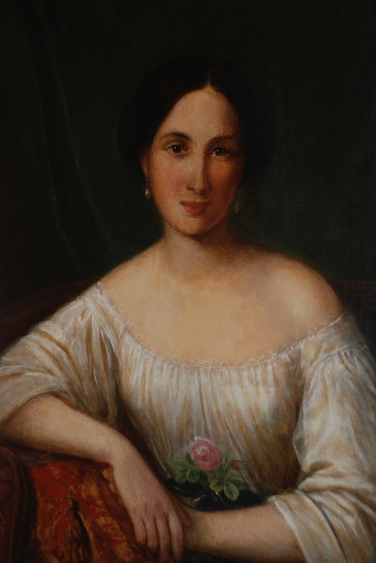Clarissa Hall portrait