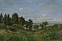 Claude Monnet.Coastal landscape.jpg