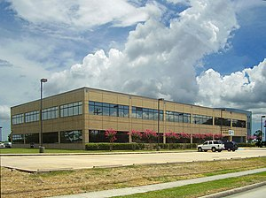 League City, Texas - Clear Creek Independent School District headquarters