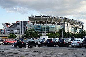 Das FirstEnergy Stadium (August 2015)