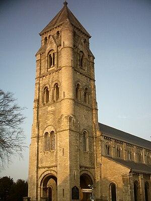 Clifford, West Yorkshire - Image: Clifford Catholic Church