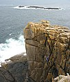 Climber at Sennen - geograph.org.uk - 186330.jpg