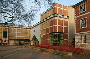 James Stirling (architect) - Clore Gallery, London (1980-87)