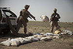 Coalition forces deny insurgency movement, money in Afghanistan 110508-M-CL319-222.jpg