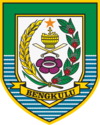 Official seal of بنگکولو Bencoolen