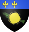 Coat of arms of Guadeloupe.svg