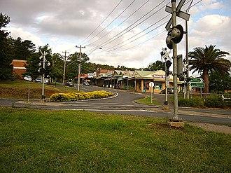 Cockatoo, Victoria - McBride Street