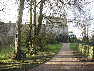 Cockermouth Castle Grade I listed castle in the United Kingdom