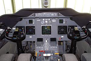 Gulfstream G200 - G200 Cockpit