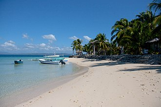 Roxas, Palawan - Coco Loco Island Resort in Roxas