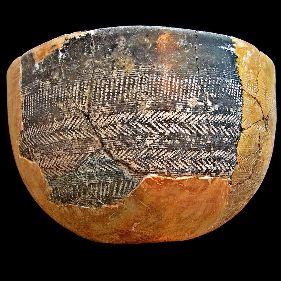 Cogotas-II (Ceramica a peine) Segunda Edad del Hierro