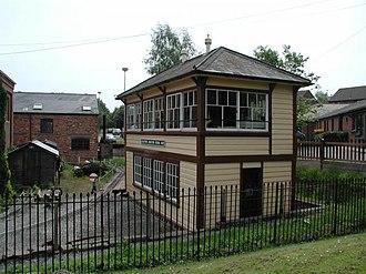 Coleford, Gloucestershire - Image: Coleford Railway Museum geograph.org.uk 2520