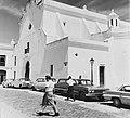 Collectie Nationaal Museum van Wereldculturen TM-20016563 San Juan. Oudste fort kerk, 1598 Puerto Rico Boy Lawson (Fotograaf).jpg