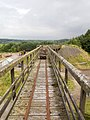 Colliery spoil railway, Beamish Museum, 28 August 2013.jpg