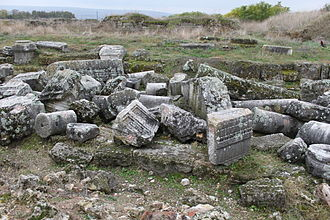 Oescus - Image: Colonia Ulpia Escus 2010 PD 0041