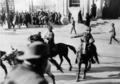 Colorado National Guard Breaks Up Protesters Demanding Mother Jones's Release, Trinidad, 1914.png