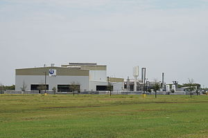 Norsk Hydro - Hydro Aluminum plant in Commerce, Texas