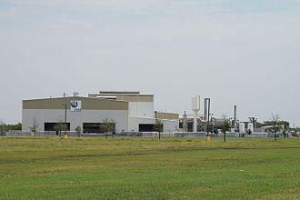 Hydro Aluminum plant in Commerce, Texas Commerce August 2015 81 (Hydro Aluminum).jpg