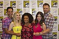 Community cast at SDCC 2012 2.jpg