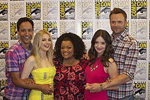 community tv series wikipedia