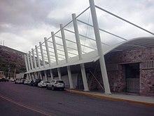 Complejo Deportivo Revolución Mexicana Wikipedia La