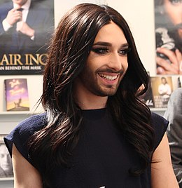 Conchita Wurst - London Book Fair 2015 (17131432956).jpg