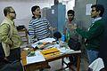 Conference Planning - Bengali Wikipedia 10th Anniversary Celebration - Jadavpur University - Kolkata 2014-12-24 2067.JPG