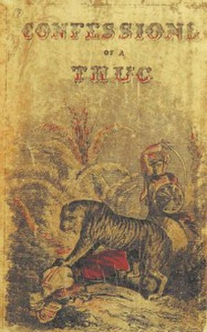 Confessions of a Thug (novel) - Image: Confessions Of A Thug 1858
