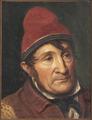 Constantin Hansen - Portræt af Jean Holm, Lem i Bombebøssen - 1851.png