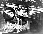 Convair XP-92 mockup