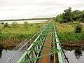 Conveyor bridge over River Idle. - geograph.org.uk - 526961.jpg