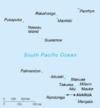 Cook Islands-CIA WFB Map