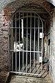 Copped Hall cellar gate, Epping, Essex, England 02.jpg