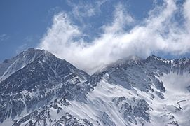 Cordillera Las Leñas