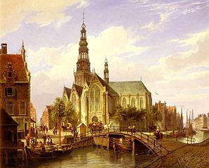 A Capriccio View of Amsterdam