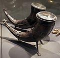 Corni potori del xv secolo con montatura in argento del xix secolo.jpg