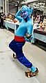 Cosplayer of the Genie, Aladdin at BIO5 20180505.jpg