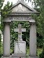 Count Forgách family grave, Saint Nicholas Cemetery in Keszthely, 2016 Hungary.jpg
