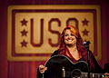 Country music singer Wynonna Judd performs for the 2013 USO Gala in Washington, D.C., Oct. 25, 2013 131025-M-KS211-012.jpg