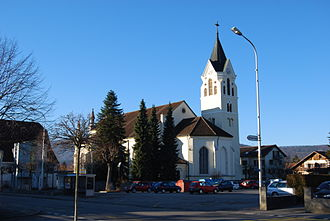 Courroux - Church of Courroux