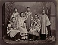 Courtesans in Shanghai by Afong c1875-80.jpg