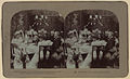 Courtship and wedding Photo 9 The feast stereoscopic view (HS85-10-17206).jpg